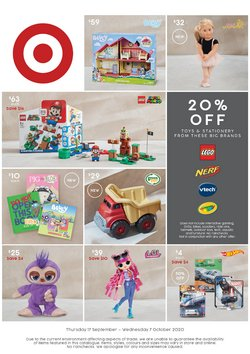 Target catalogue ( 17 days left )