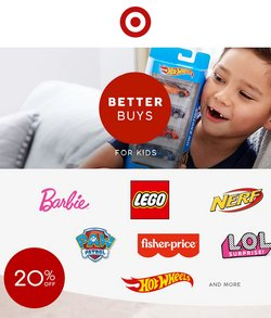 Target catalogue ( Published today)