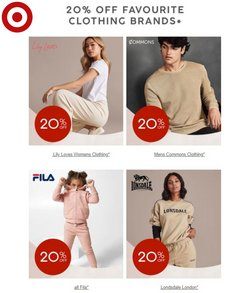 Target catalogue ( Expired)