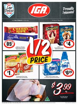 Offers from IGA in the Adelaide SA catalogue