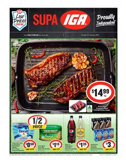 Offers from IGA in the Newcastle NSW catalogue