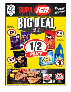 Sales offers in the IGA catalogue in Sydney NSW