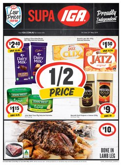 Offers from IGA in the Baldivis WA catalogue