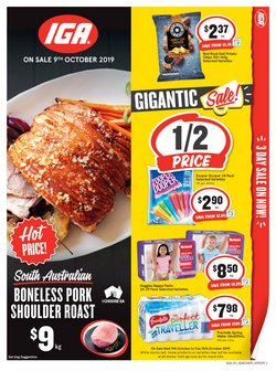 Offers from IGA in the Beverley WA catalogue