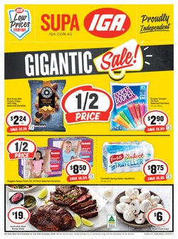 Offers from IGA in the Ryde NSW catalogue