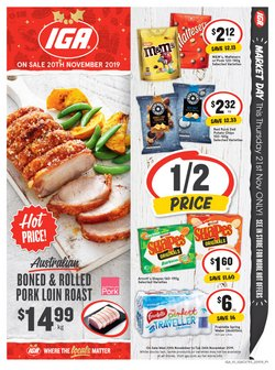 Supermarkets offers in the IGA catalogue in Moe VIC