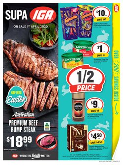 IGA catalogue in Melbourne VIC ( Expires today )