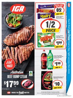 Supermarkets offers in the IGA catalogue in Moe VIC ( 2 days ago )