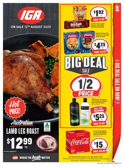 Supermarkets offers in the IGA catalogue in Melbourne VIC ( 4 days left )