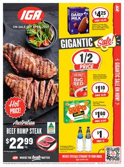 IGA catalogue ( 3 days left )