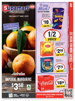 Mother's day specials in the IGA catalogue ( 1 day ago)