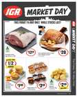Supermarkets offers in the IGA catalogue in Sydney NSW ( Expires tomorrow )