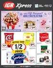 IGA catalogue ( 2 days ago )
