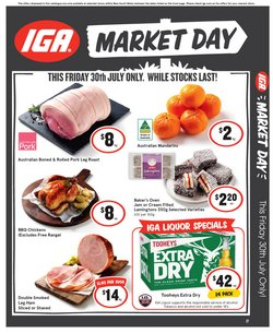 Supermarkets specials in the IGA catalogue ( 4 days left)