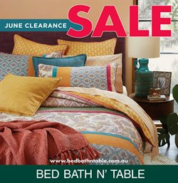 Offers from Bed Bath N' Table in the Sydney NSW catalogue