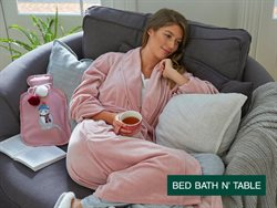 Offers from Bed Bath N' Table in the Brisbane QLD catalogue