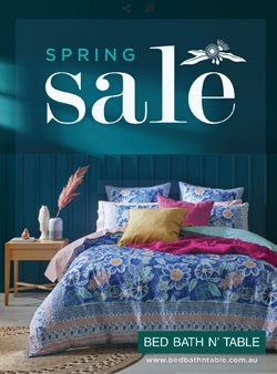Homeware & Furniture offers in the Bed Bath N' Table catalogue in Wallan VIC ( 29 days left )