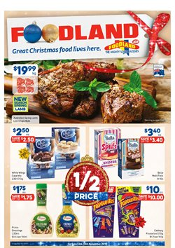 Offers from Foodland in the Beverley WA catalogue