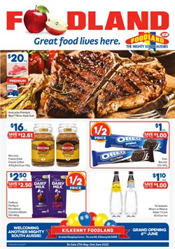 Foodland catalogue ( 1 day ago )