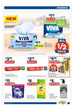 Offers of Sales in Foodland