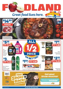 Foodland catalogue ( Published today)