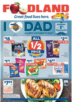 Foodland specials in the Foodland catalogue ( Expired)