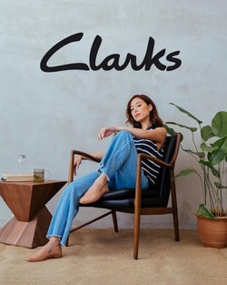 Clothing, Shoes & Accessories specials in the Clarks catalogue ( Expires today)
