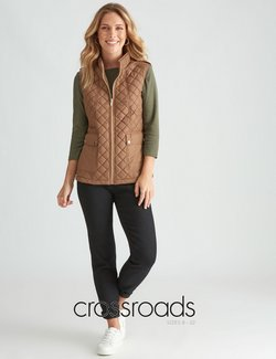 Clothing, Shoes & Accessories specials in the Crossroads catalogue ( 22 days left)