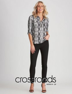 Crossroads specials in the Crossroads catalogue ( 16 days left)