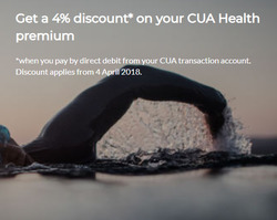Offers from CUA in the Brisbane QLD catalogue