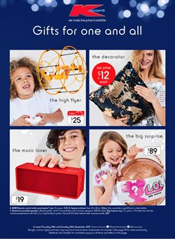 Offers from Kmart in the Sydney NSW catalogue