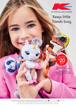 Department Stores offers in the Kmart catalogue in Sydney NSW