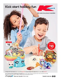 Offers from Kmart in the Bairnsdale VIC catalogue