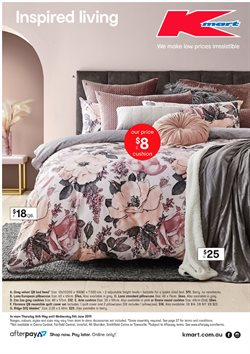 Department Stores offers in the Kmart catalogue in Bairnsdale VIC