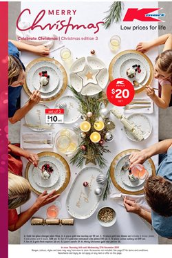 Offers from Kmart in the Melbourne VIC catalogue