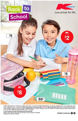 Offers from Kmart in the Brisbane QLD catalogue
