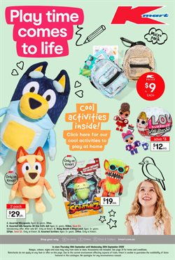 Kmart catalogue ( 10 days left )