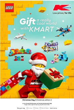 Kmart catalogue ( 27 days left )