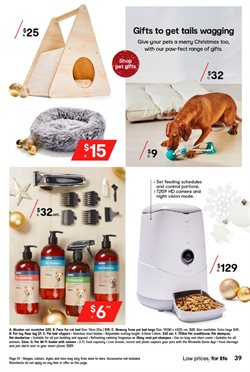 Department Stores offers in the Kmart catalogue ( Expires today )