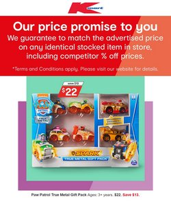 Kmart specials in the Kmart catalogue ( 2 days left)