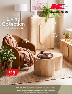 Department Stores specials in the Kmart catalogue ( 19 days left)