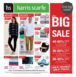 Harris Scarfe catalogue ( 8 days left )