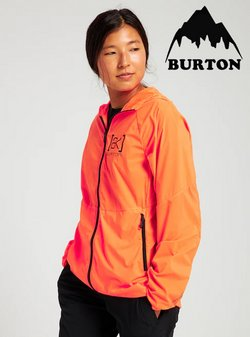 Burton specials in the Burton catalogue ( More than one month)