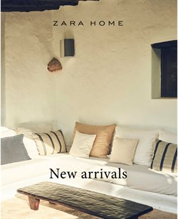Zara Home catalogue ( More than one month )