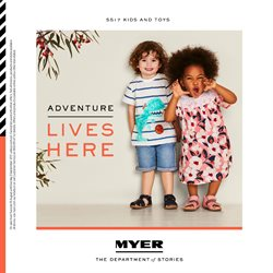 Indooroopilly Shopping Centre offers in the Myer catalogue in Brisbane QLD