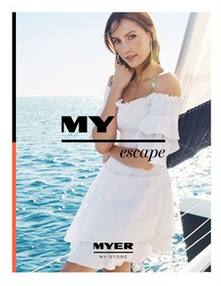 Offers from Myer in the Dubbo NSW catalogue
