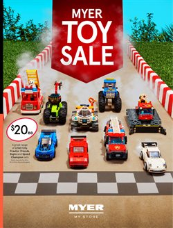 Offers from Myer in the Willoughby NSW catalogue