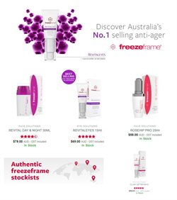 Myer catalogue ( More than one month )