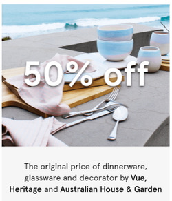 Offers from Myer in the Canberra ACT catalogue