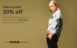 Offers from Myer in the Gold Coast QLD catalogue